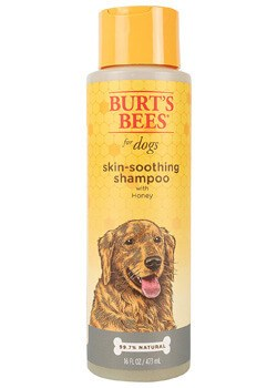 Burt's Bees for Dogs Natural Skin Soothing Shampoo with Honey