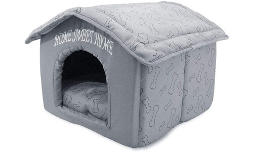 Portable Indoor Yorkie House