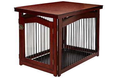 Merry Pet 2-in-1 Configurable Pet Crate and Gate