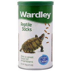 Wardley Premium Amphibian and Reptile Sticks