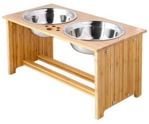 FOREYY Raised Pet Bowls for Dogs
