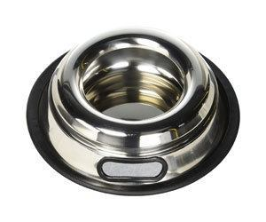 Indipets Stainless Steel Dish for Labs